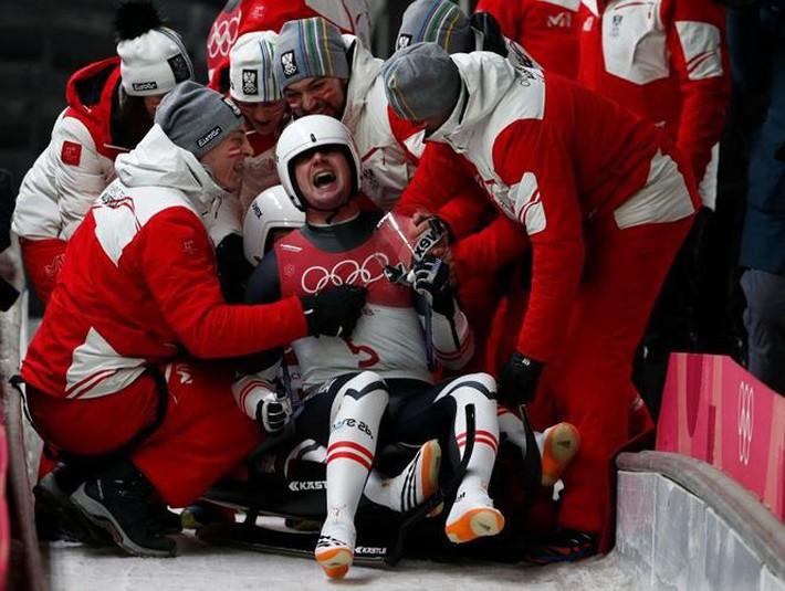 Nụ cười và nước mắt ở Olympic PyeongChang 2018 - Ảnh 5.