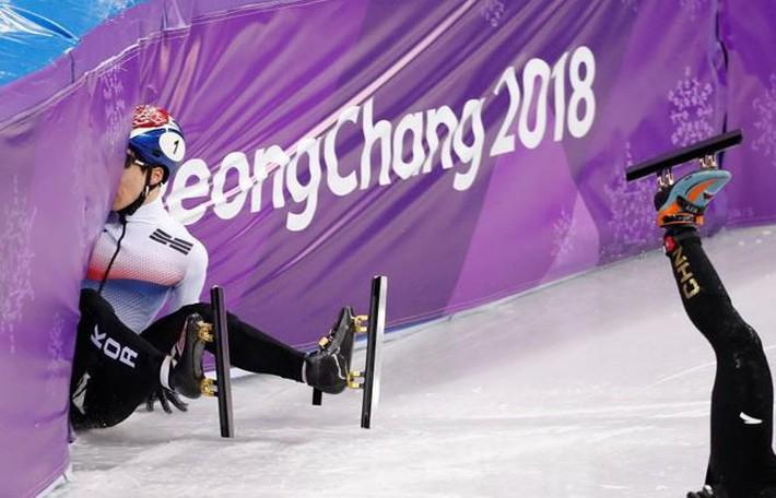 Nụ cười và nước mắt ở Olympic PyeongChang 2018 - Ảnh 10.