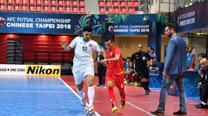 """Hàn Quốc và """"kẻ khiến Việt Nam ôm hận"""" rủ nhau bị loại ngay từ vòng bảng giải châu Á - Ảnh 1."""