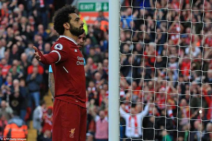 Hàng công Liverpool đang siêu đẳng như thế nào? - Ảnh 3.