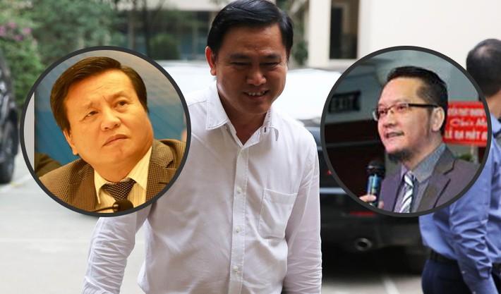 Đua ghế Phó Chủ tịch VFF: Lộ diện 2 đối thủ cực mạnh của ông Trần Anh Tú - Ảnh 1.