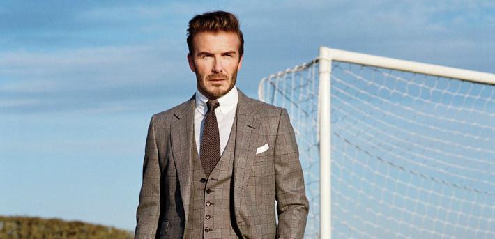 Beckham và 8 ngôi sao không đá bóng cũng trở thành biểu tượng thời trang, ăn mặc phong cách nhất - Ảnh 1.
