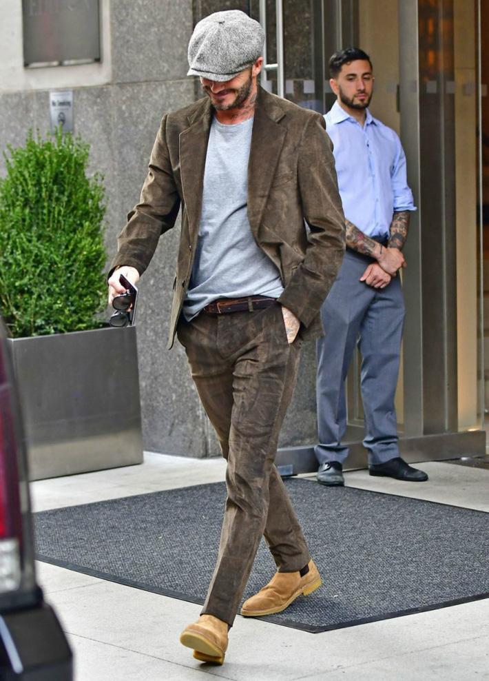 Beckham và 8 ngôi sao không đá bóng cũng trở thành biểu tượng thời trang, ăn mặc phong cách nhất - Ảnh 2.