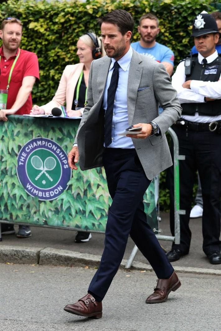 Beckham và 8 ngôi sao không đá bóng cũng trở thành biểu tượng thời trang, ăn mặc phong cách nhất - Ảnh 5.