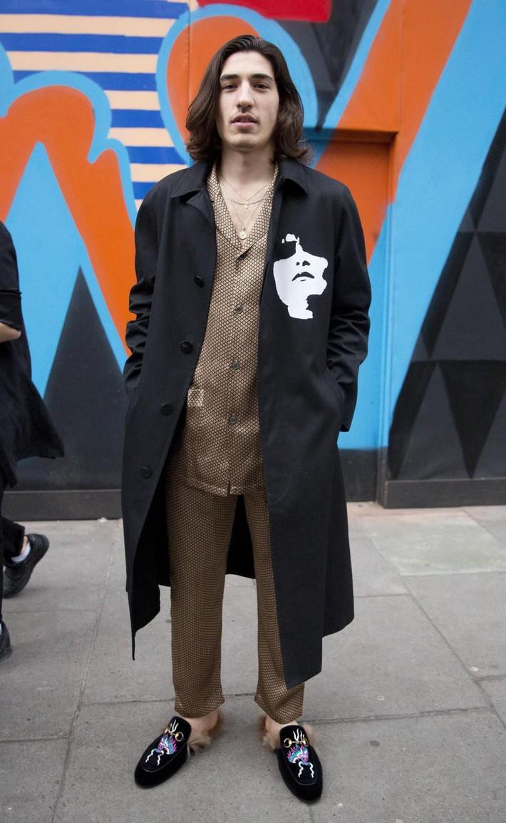 Beckham và 8 ngôi sao không đá bóng cũng trở thành biểu tượng thời trang, ăn mặc phong cách nhất - Ảnh 10.