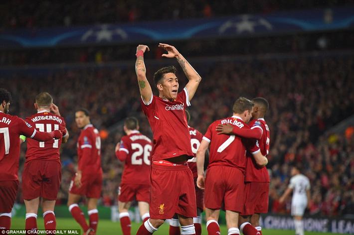 Salah khơi mào cho đêm Liverpool vùi dập AS Roma, khiến Barca tiếc đến ngẩn ngơ - Ảnh 21.