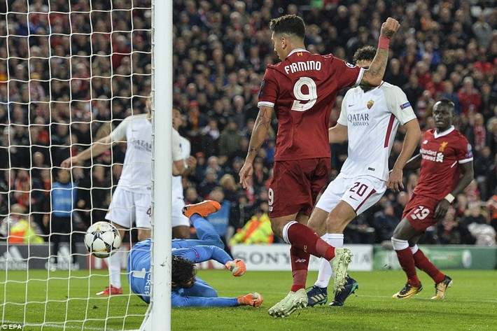 Salah khơi mào cho đêm Liverpool vùi dập AS Roma, khiến Barca tiếc đến ngẩn ngơ - Ảnh 22.
