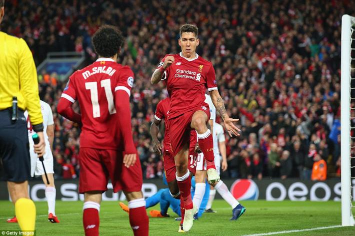 Salah khơi mào cho đêm Liverpool vùi dập AS Roma, khiến Barca tiếc đến ngẩn ngơ - Ảnh 27.