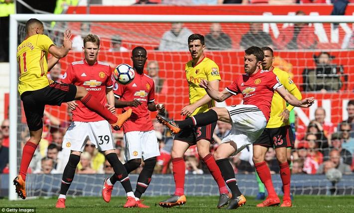 Demi kiến tạo, Michael Carrick khiến ngày chia tay Man United ngập tràn tiếc nuối - Ảnh 18.