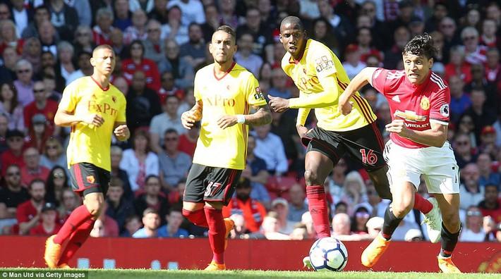 Demi kiến tạo, Michael Carrick khiến ngày chia tay Man United ngập tràn tiếc nuối - Ảnh 19.