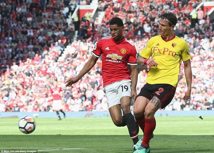 Demi kiến tạo, Michael Carrick khiến ngày chia tay Man United ngập tràn tiếc nuối - Ảnh 21.