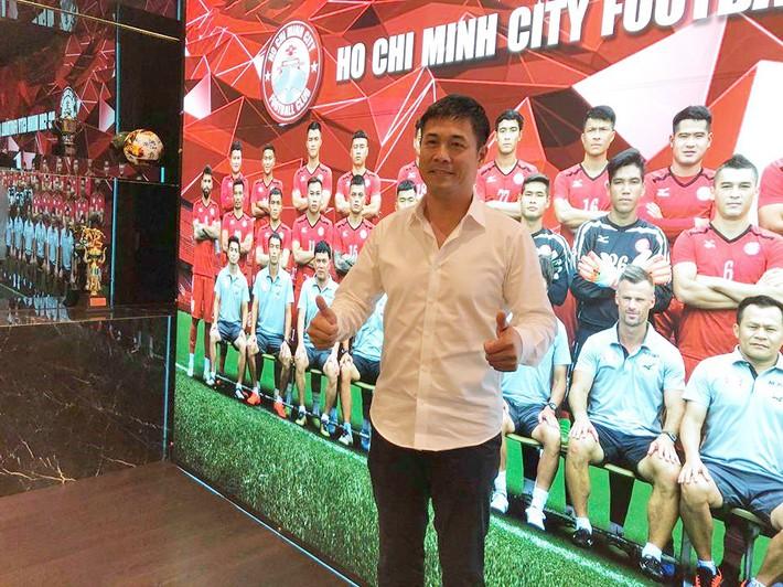 Chủ tịch Nguyễn Hữu Thắng: Tôi giúp CLB TP.HCM tốt hơn chứ không thay Miura - Ảnh 1.