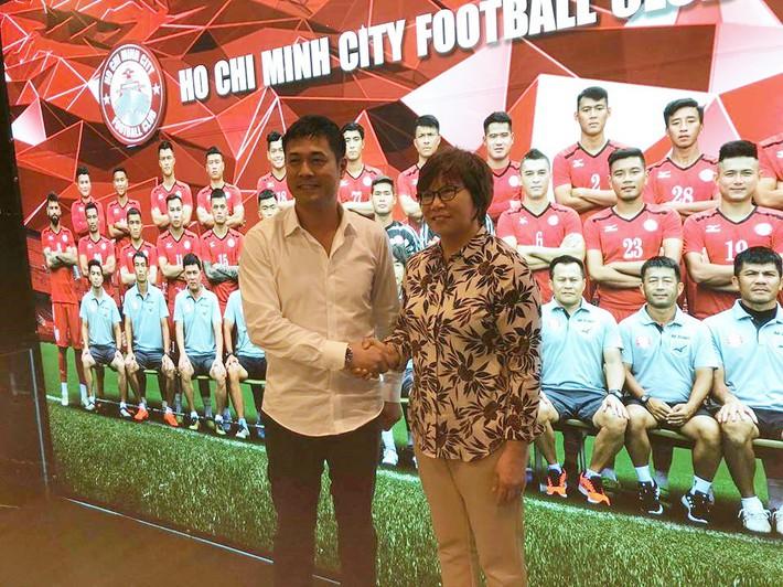 Chủ tịch Nguyễn Hữu Thắng: Tôi giúp CLB TP.HCM tốt hơn chứ không thay Miura - Ảnh 2.