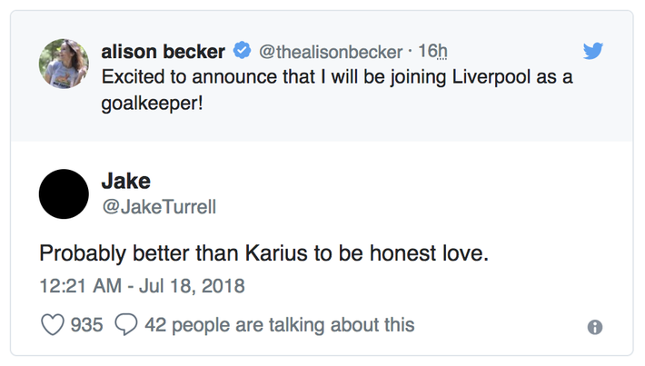 Thất vọng não nề về Karius, fan Liverpool dính quả lừa đẳng cấp thế giới - Ảnh 7.