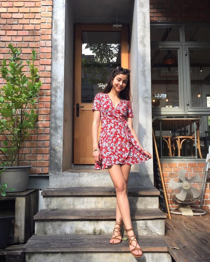 Sau cô bạn gái kém xinh, nam thần Thái Lan kết đôi cùng ứng viên Hoa hậu - Ảnh 3.