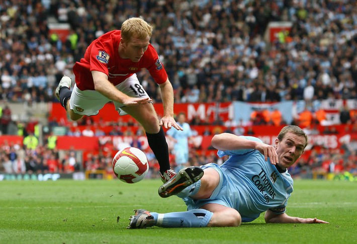 Sir Alex buông 7 chữ phũ phàng, Man United suýt mất tiền vệ xuất sắc nhất mọi thời đại - Ảnh 5.