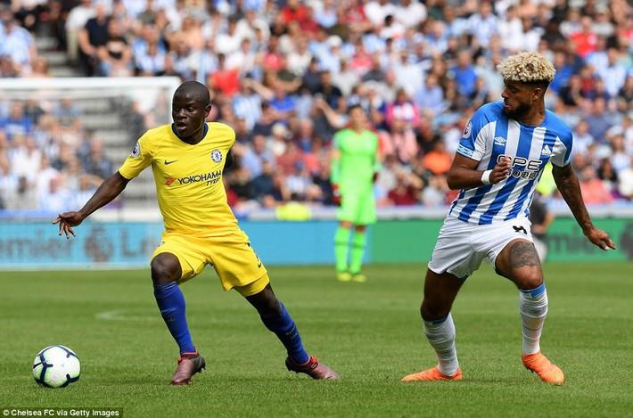 Ơn Giời, HLV Sarri đã khởi đầu hoàn hảo với tại Premier League - Ảnh 1.