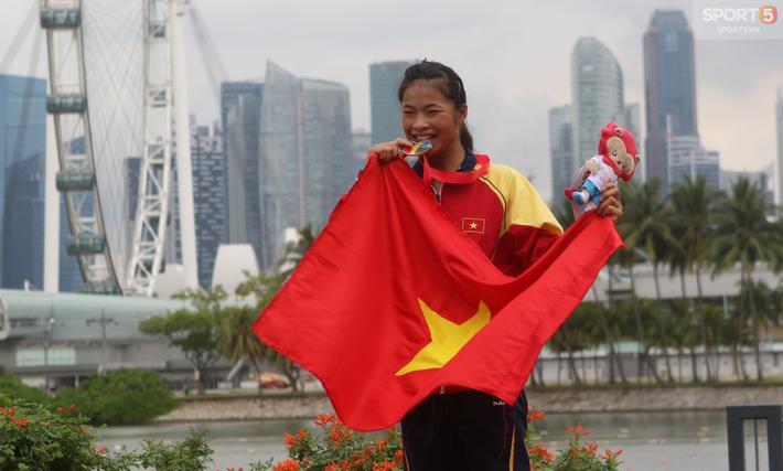 Điểm mặt 5 hot teen của thể thao Việt Nam tại kỳ ASIAD 18 - Ảnh 1.