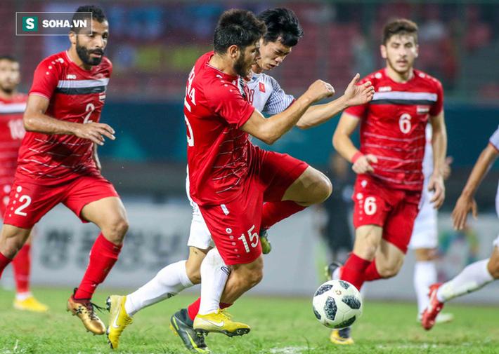 Văn Toàn sút tung lưới U23 Syria ở phút 108, đưa U23 Việt Nam vào bán kết - Ảnh 2.