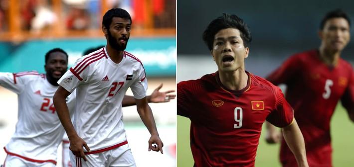 AFC chỉ ra sự đáng sợ của U23 Việt Nam khiến UAE phải dè chừng - Ảnh 1.