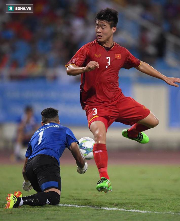 Gã trai hiền lành nhưng... cục tính và lời khen sau chiến thắng của U23 Việt Nam - Ảnh 1.