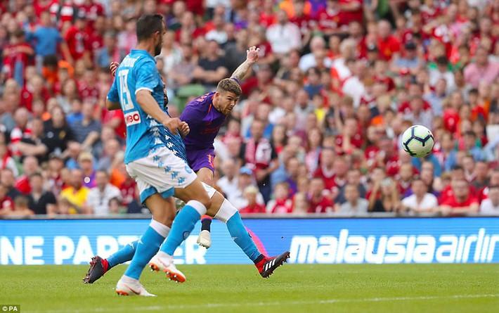 Sau màn vùi dập Man United, Liverpool dìm thêm Á quân Serie A trong mưa bàn thắng - Ảnh 6.