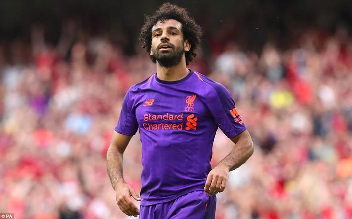 Sau màn vùi dập Man United, Liverpool dìm thêm Á quân Serie A trong mưa bàn thắng - Ảnh 8.