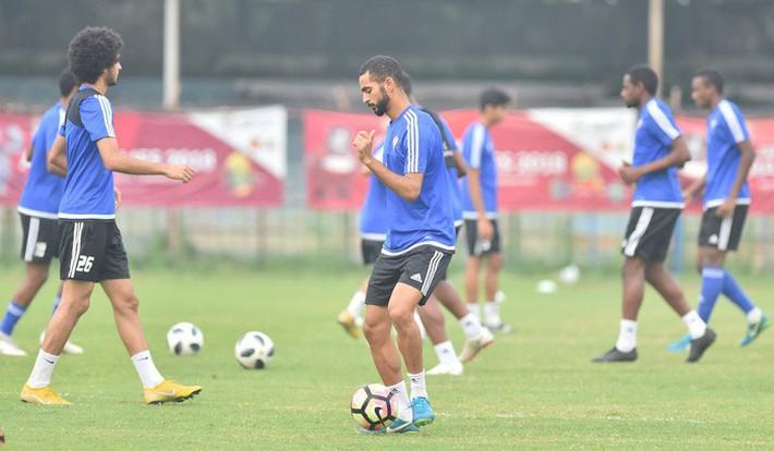 U23 UAE tập kỹ penalty, tự tin giành tấm HCĐ tại ASIAD - Ảnh 3.