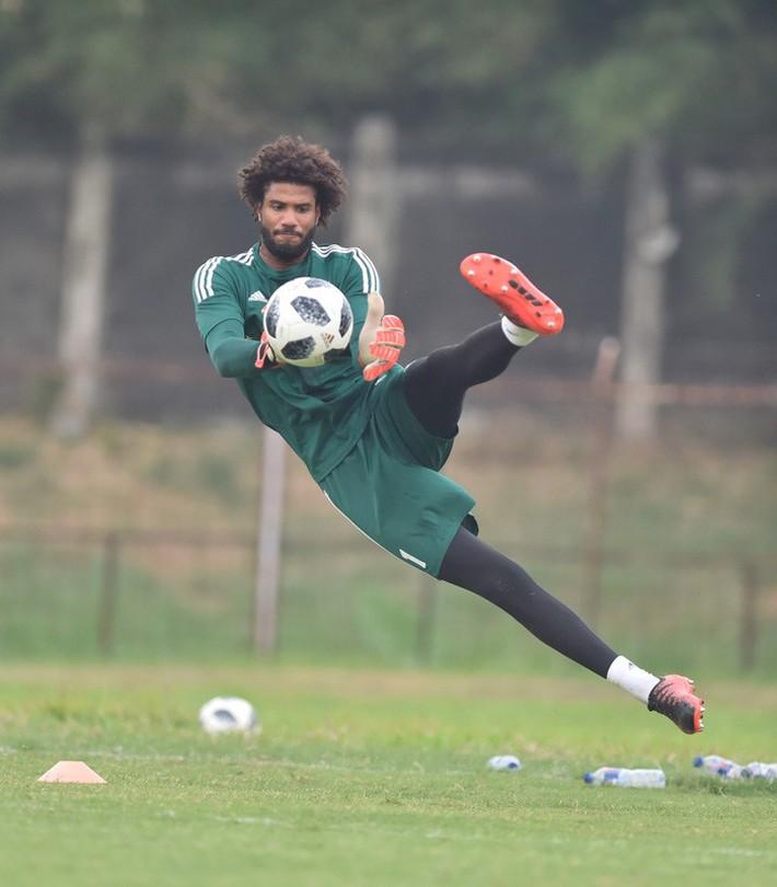 U23 UAE tập kỹ penalty, tự tin giành tấm HCĐ tại ASIAD - Ảnh 5.