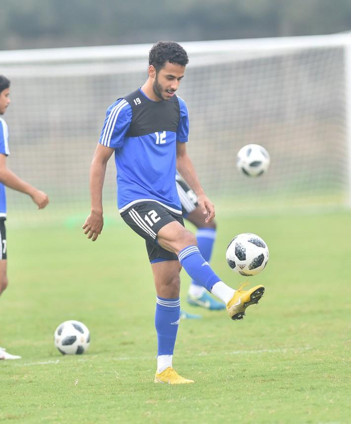 U23 UAE tập kỹ penalty, tự tin giành tấm HCĐ tại ASIAD - Ảnh 7.