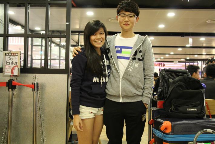 Ảnh đời thường của Lee Young Sub - trợ lý phiên dịch của HLV Park Hang Seo - Ảnh 12.
