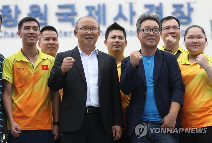 HLV Park Hang-seo trở lại nơi từng dẫn dắt 15 trận liên tiếp toàn hòa và thua - Ảnh 2.