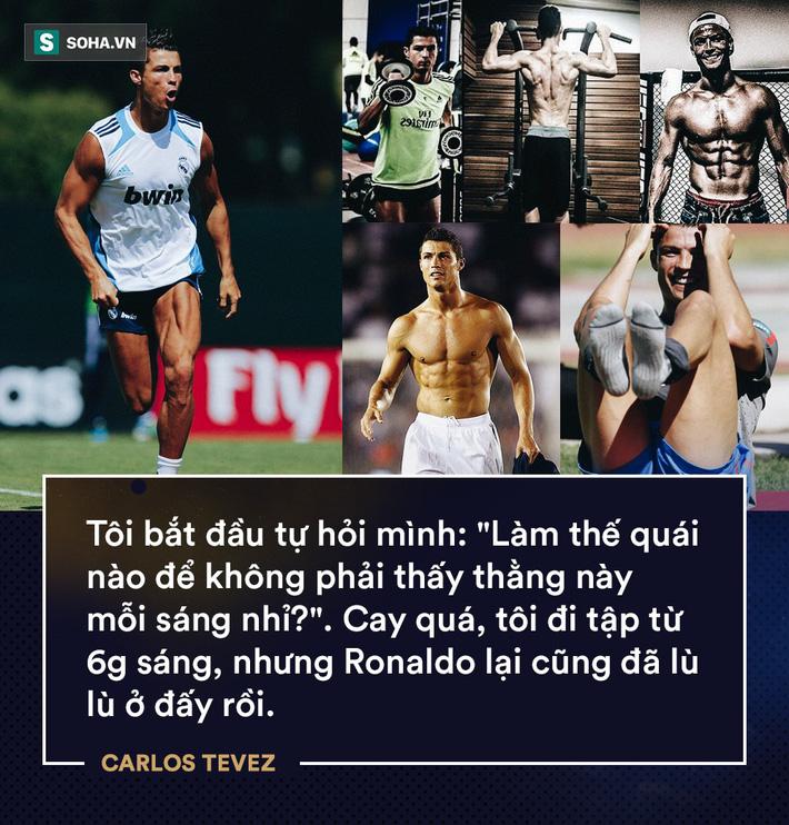 Mối tình ngoại truyện Ronaldo & Messi: Cuộc chia ly ấy làm đen tối cả đất trời - Ảnh 1.