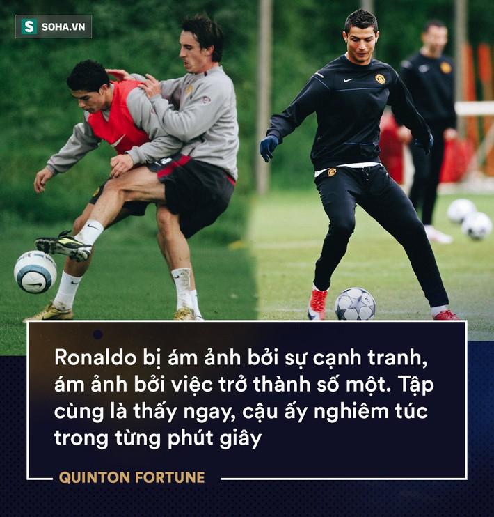 Mối tình ngoại truyện Ronaldo & Messi: Cuộc chia ly ấy làm đen tối cả đất trời - Ảnh 3.