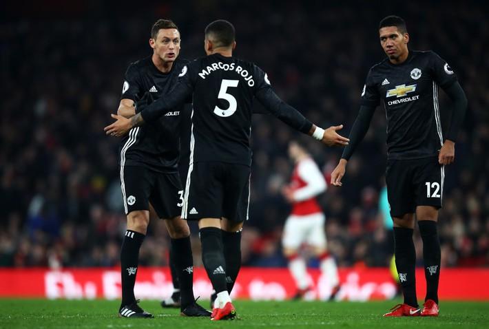 Dưới cái bóng của Man City, Man United đang run rẩy trong tay Mourinho - Ảnh 4.