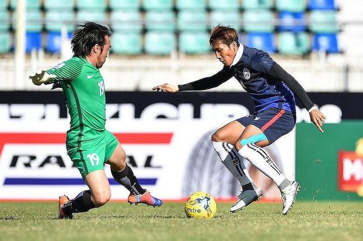 'Messi Campuchia' và Công Phượng trở về từ J-League - Ảnh 1.