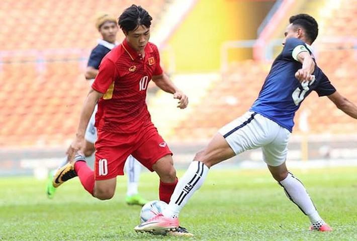 'Messi Campuchia' và Công Phượng trở về từ J-League - Ảnh 2.