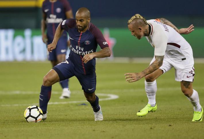 PSG đề nghị M.U mua Lucas Moura giá 25 triệu bảng, đắt hay rẻ? - Ảnh 1.