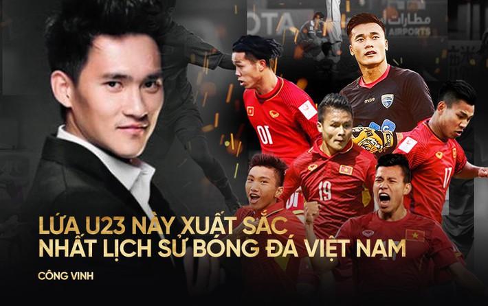 Lê Công Vinh: Lứa U23 này là thế hệ xuất sắc nhất của bóng đá Việt Nam - Ảnh 2.