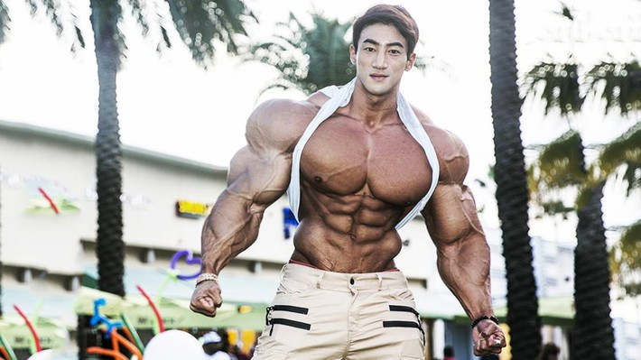 Hwang Chul Soon: Quái vật thể hình Hàn Quốc - Ảnh 4.