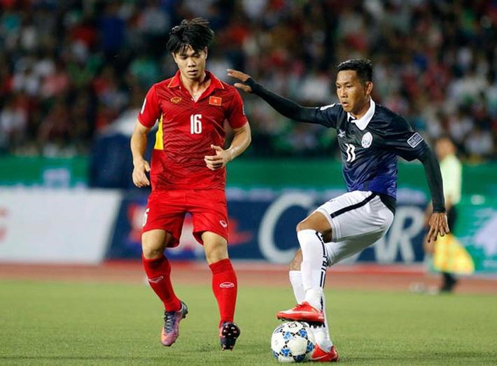 'Messi Campuchia' và Công Phượng trở về từ J-League - Ảnh 5.