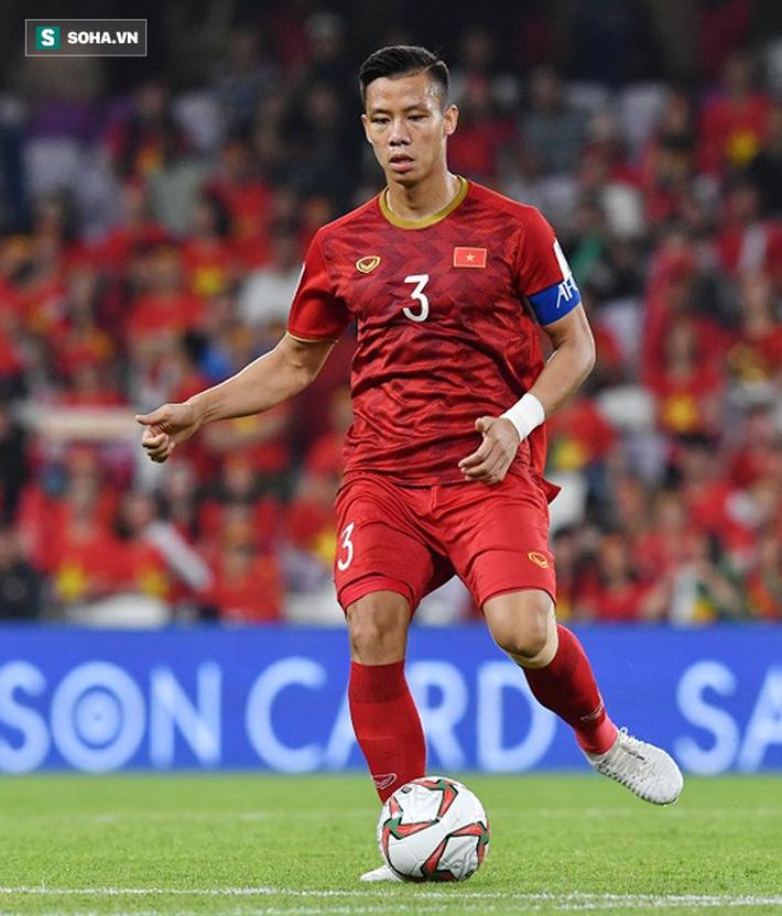 Quế Ngọc Hải lọt tốp 3 trung vệ xuất sắc nhất tại Asian Cup 2019 - Ảnh 1.