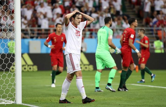 """Vì sao """"Messi của Iran"""" lo lắng khi đối mặt Việt Nam? - Ảnh 2."""