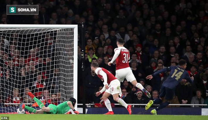 Man United dùng chính người cũ của Arsenal để kết liễu Pháo thủ bằng nhát đòn chí mạng - Ảnh 2.