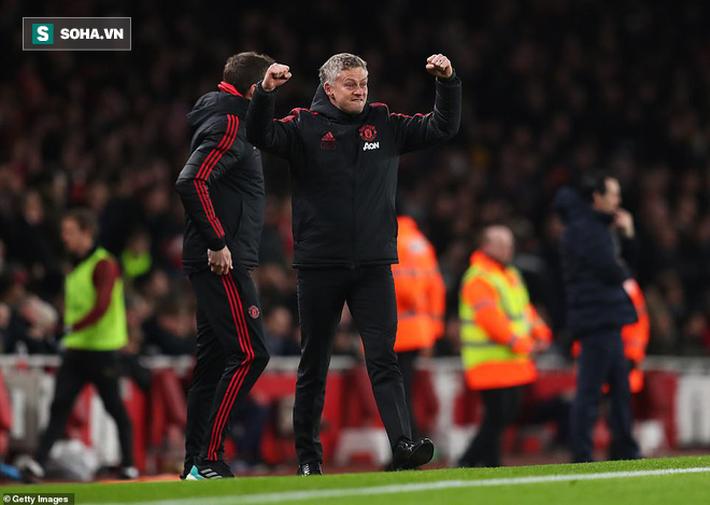 Man United dùng chính người cũ của Arsenal để kết liễu Pháo thủ bằng nhát đòn chí mạng - Ảnh 3.