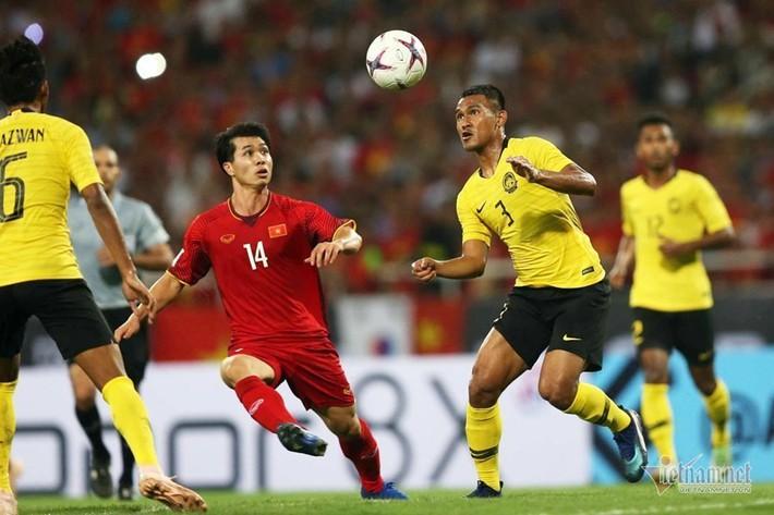 HLV Nguyễn Thành Vinh: Tuyển Việt Nam thắng Malaysia 1-0 - Ảnh 1.