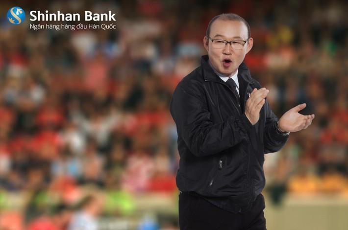 Shinhan đồng hành cùng HLV Park thực hiện giấc mơ lớn tại World Cup 2022 - Ảnh 1.