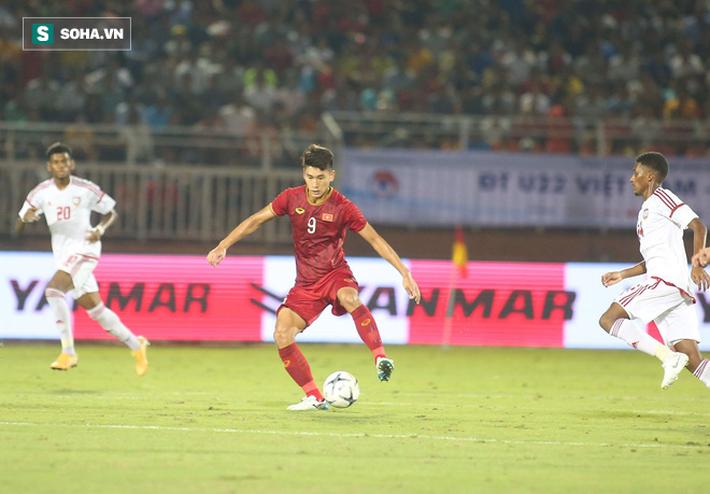 Sau màn hạ thủ U22 Trung Quốc, trò yêu của thầy Park xé lưới UAE báo tin vui - Ảnh 4.