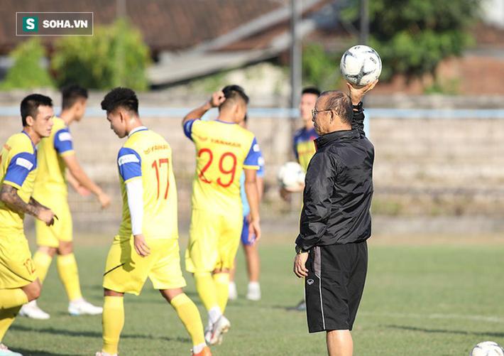 HLV Park Hang-seo đọc vị Indonesia, tiết lộ phương án thay thế Tuấn Anh ở tuyến tiền vệ - Ảnh 1.
