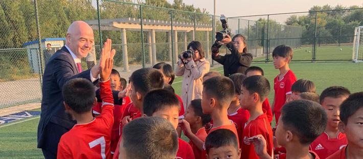 Triều Tiên làm điều lịch sử, Chủ tịch FIFA vẫn nói lời thất vọng về trận đấu với Hàn Quốc - Ảnh 1.